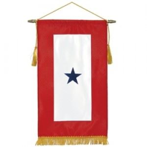 Gold Star Family Flag
