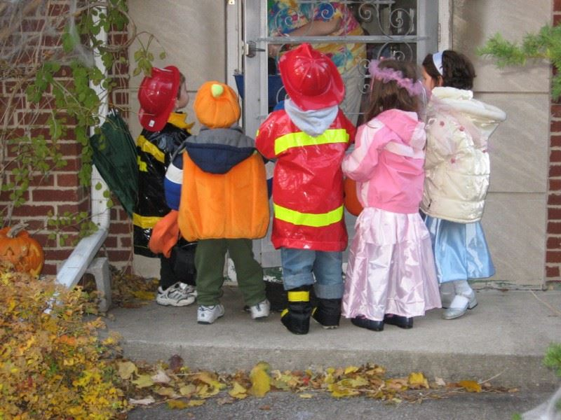 Trick or Treaters