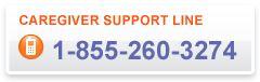 VA Care Giver Hotline number