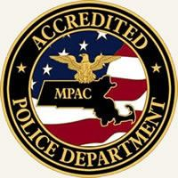 Accredited Police Department Seal