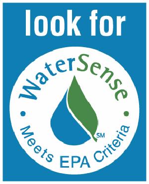 Watersense program westford ma for Watersense label
