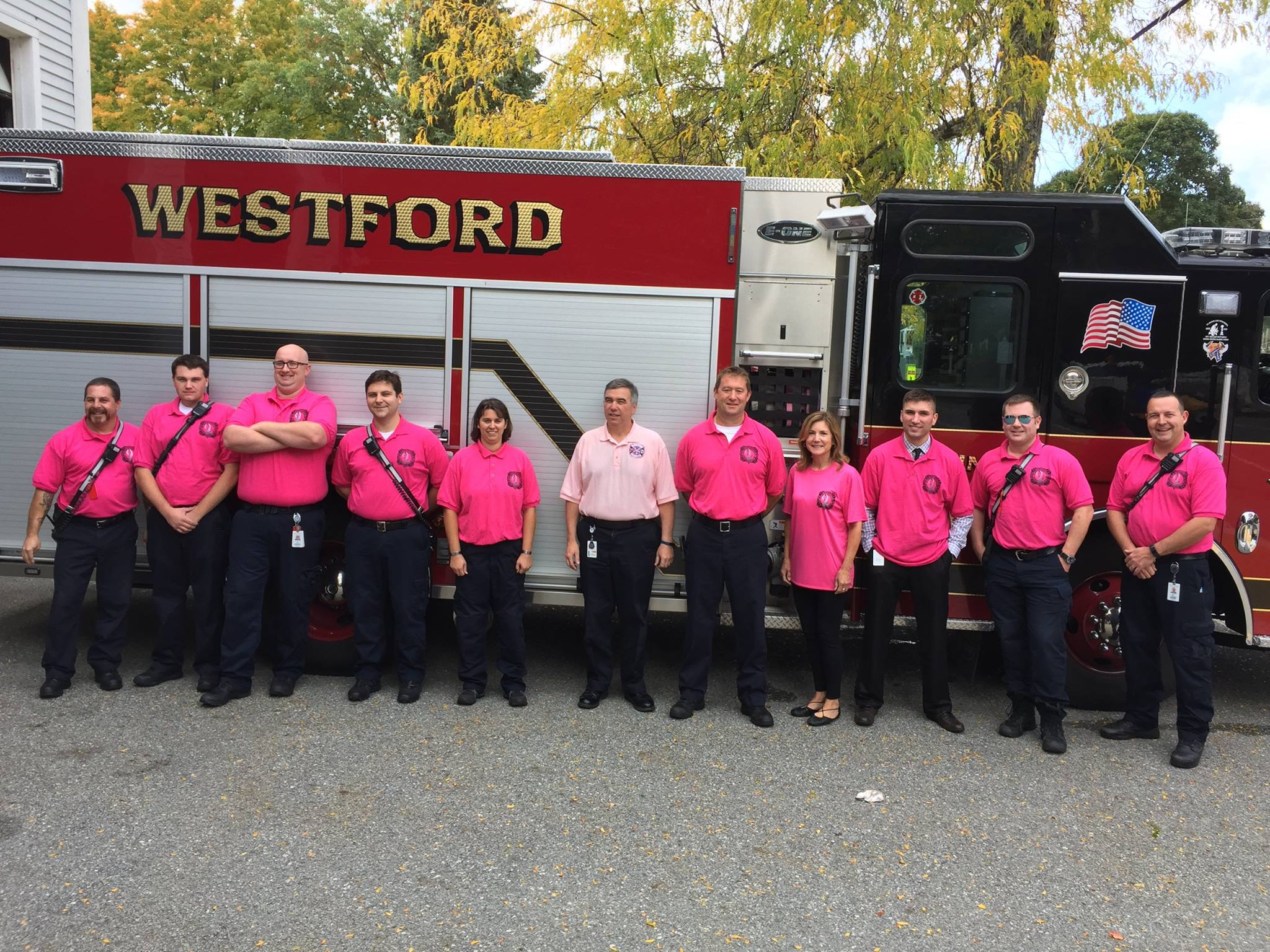 Westford Fire Department