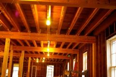 New Beams First Floor