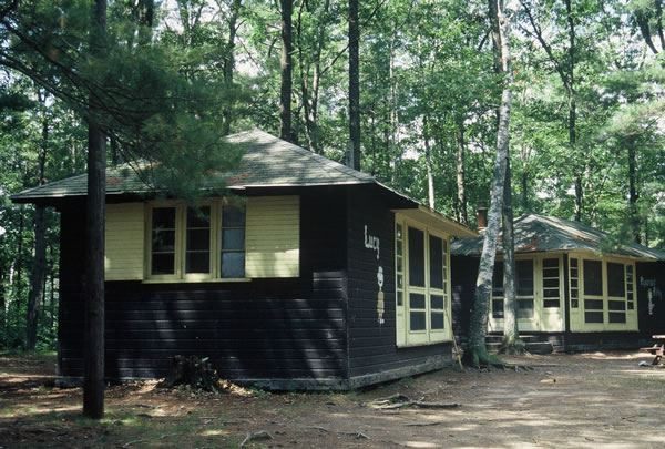 Cabins at the Camp