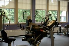 Fitness Room Equipment